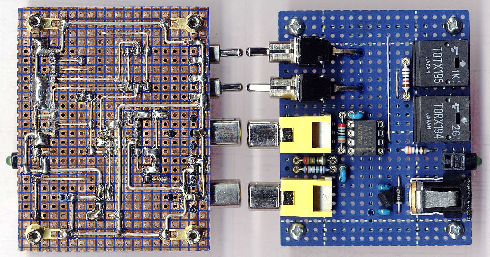 Universal S  Pdif Converter