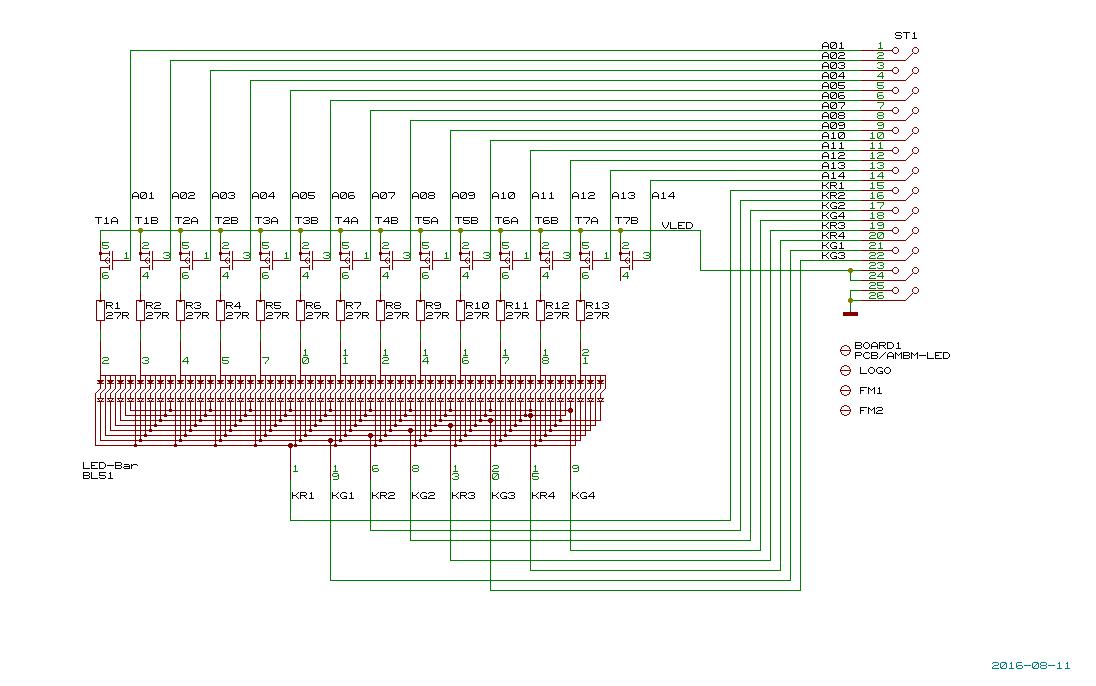 AMBM - The og Meter Bridge Project  Led Vu Meter Schematic on logic probe schematic, amp schematic, sound level indicator schematic, radar detector schematic, lm3914 lightning detector schematic, transistor tester schematic, signal generator schematic, spectrum analyzer schematic, microphone vu meter schematic,